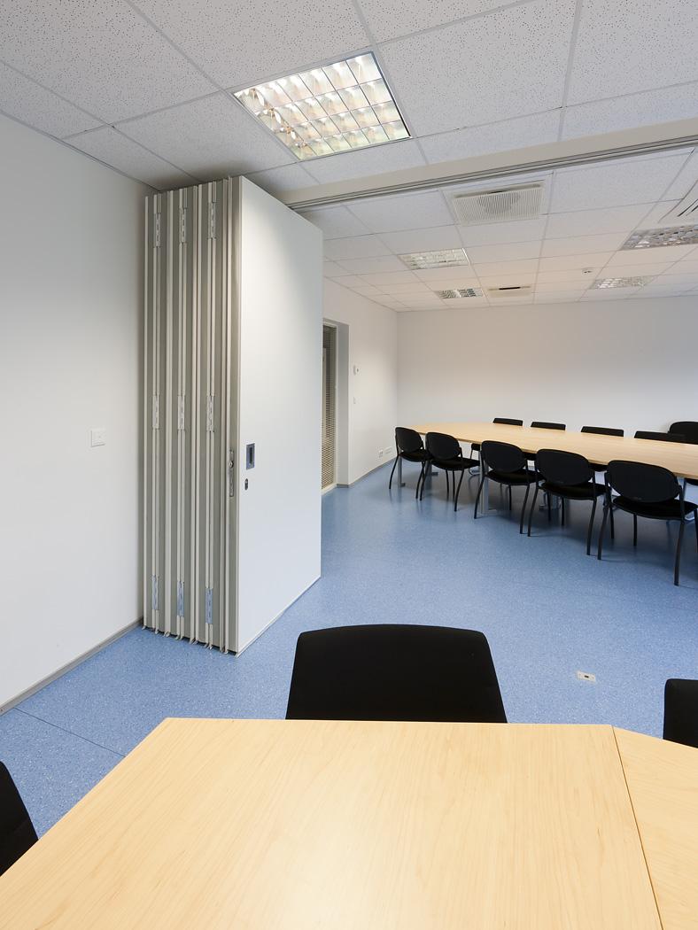 Dividing Rooms Wall Thickness